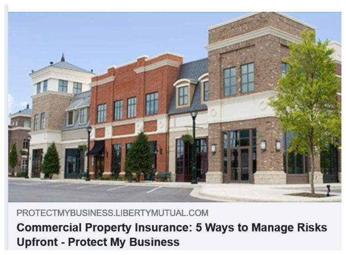 Commercial Property Insurance blog photo